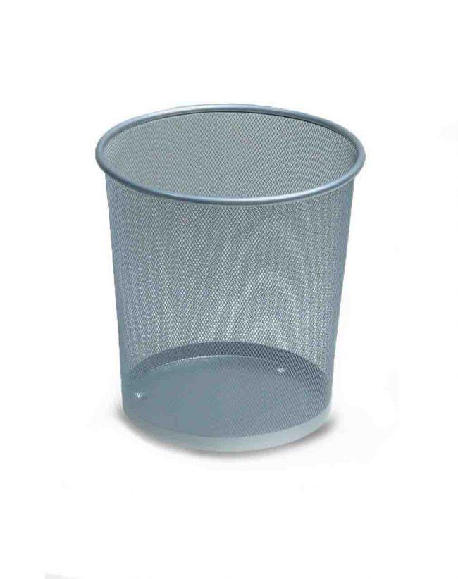 سطل فلزی توری