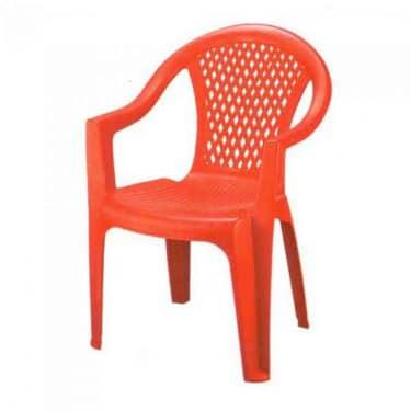 صندلی دسته دار بزرگ لوزی