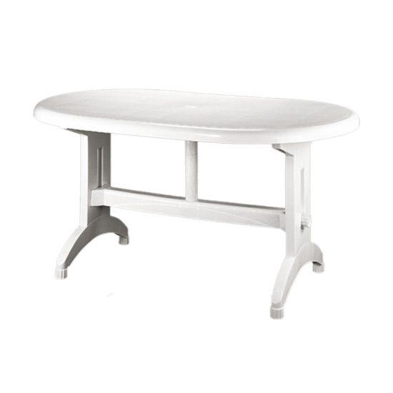 میز بیضی