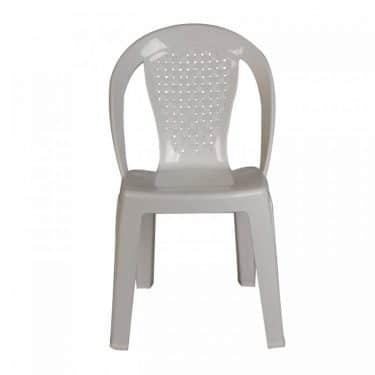 صندلی بدون دسته حصیری
