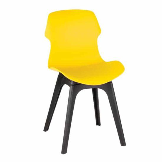 صندلی پایه پلاستیکی