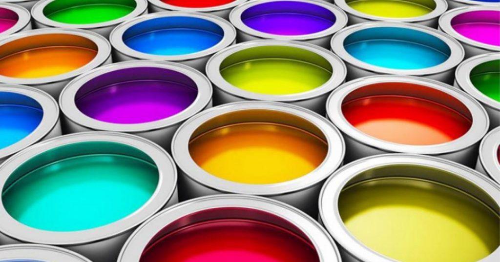 رنگهای صنعتی