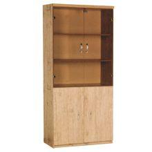 کتابخانه چوبی کد 060 گروه تولیدی آرک