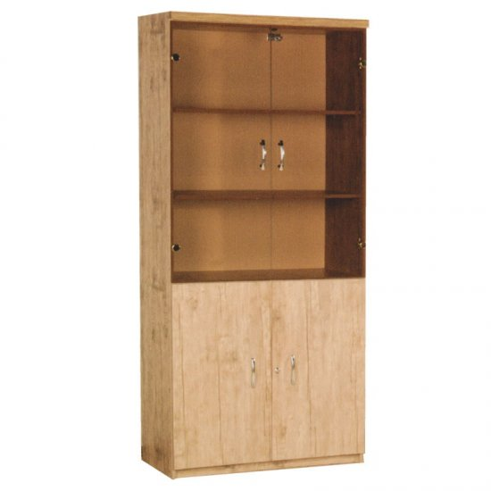 کتابخانه چوبی کد 060