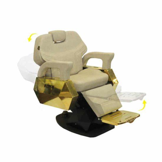 صندلی آرایشگاهی برقی کد 107 VIP