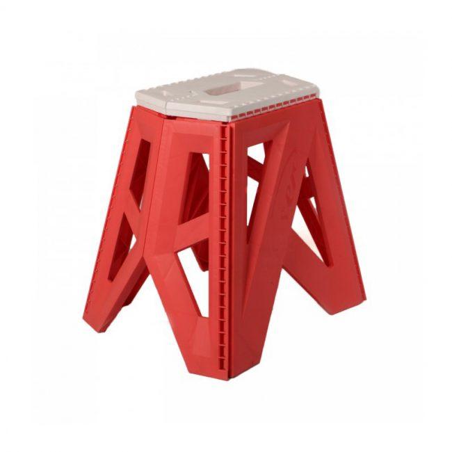 چهارپایه تاشو فضایی 3