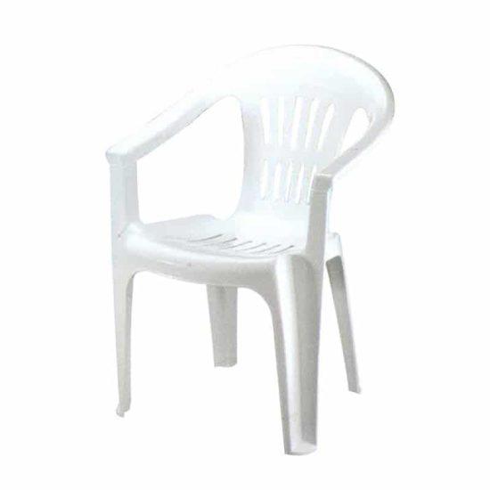 صندلی دسته دار صدف