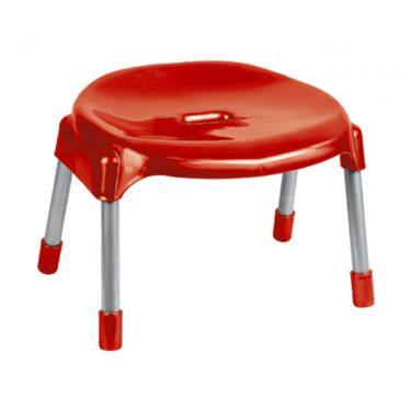 چهارپایه پایه فلزی کوتاه