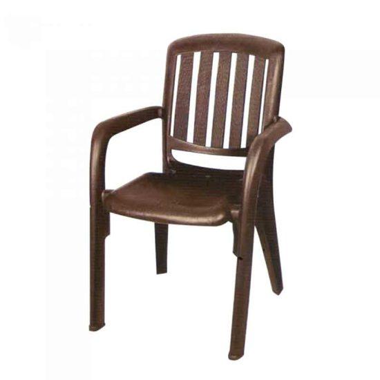 صندلی دسته دار کد 886 ناصر پلاستیک