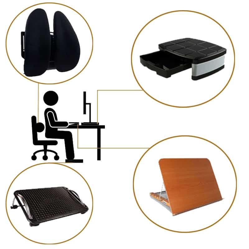 تجهیزات سلامتی و تاثیر آن در فرم صحیح نشستن