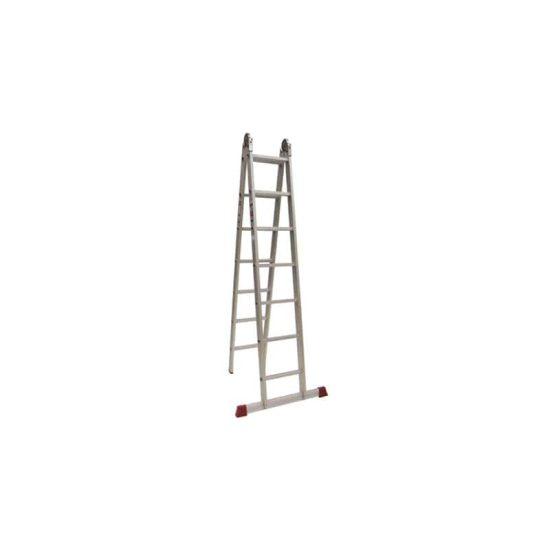 نردبان 2 تکه 14 پله مدل هارمونی