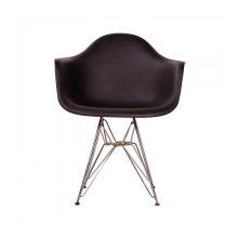 صندلی رستورانی پایه ایفلی فلزی مدل ایزی