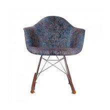 صندلی پایه راک مدل ایزی کد ETR استیل هامون