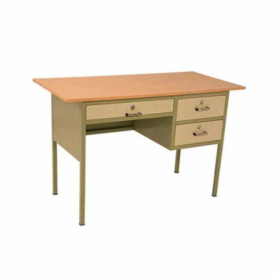 میز معلم 3 کشو