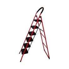 نردبان 6 پله مدل الوند خانگی آلوم پارس پله