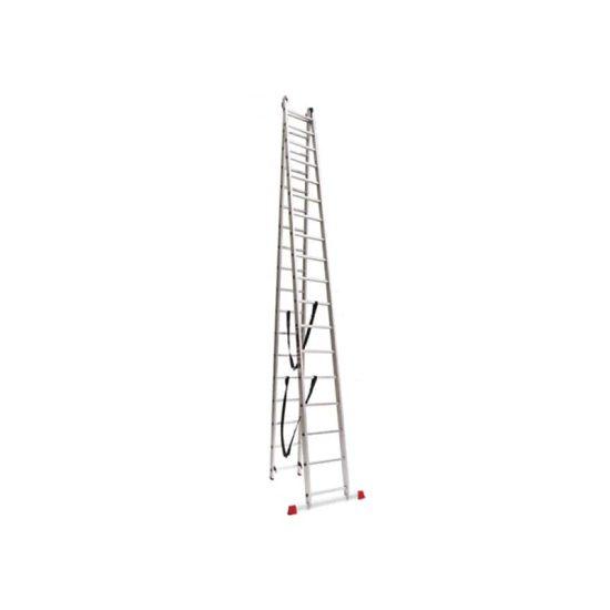 نردبان 2 تکه 38 پله مدل اکسلنت