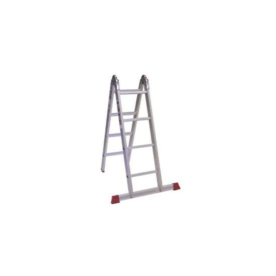 نردبان 2 تکه 8 پله مدل هارمونی