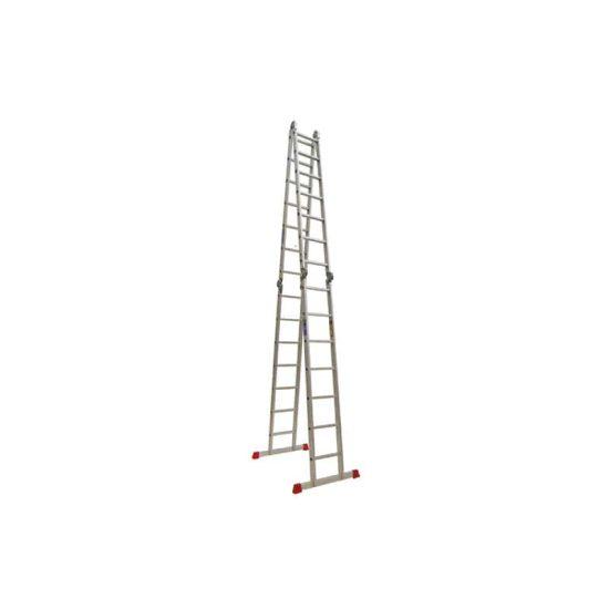نردبان 4 تکه 28 پله مدل هارمونی