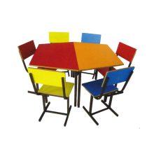 میز نیمکت 301