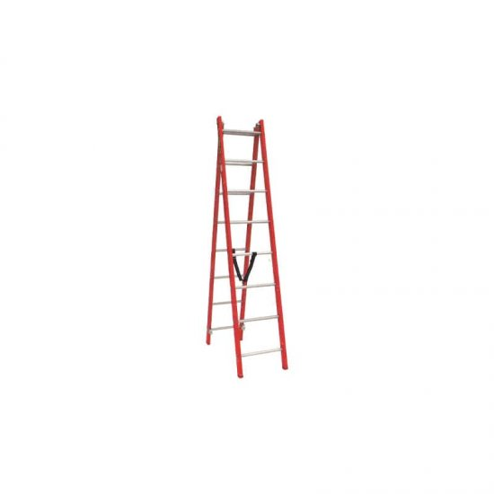 نردبان 2 تکه 16 پله مدل تک صنعت