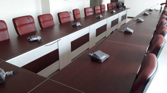 تجهیز کامل لوازم اداری و میز ساختمان - انجمن آلزایمر ایران
