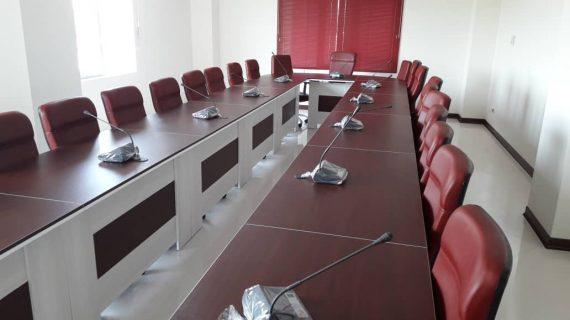 تجهیز کامل لوازم اداری ساختمان - انجمن آلزایمر ایران