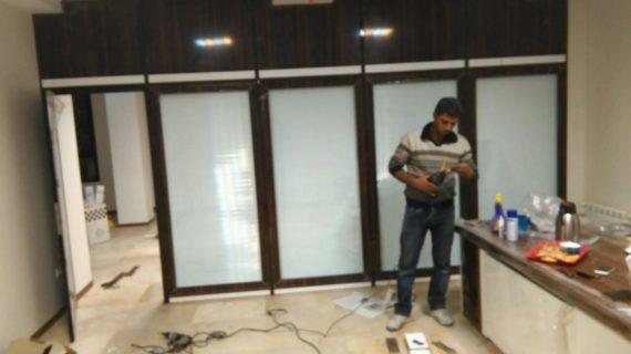 پارتیشن دوجداره – دفتر وکالت آقای ساسانی پور