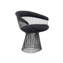 صندلی رستورانی پوشش کوره ای مدل رایکا استیل هامون