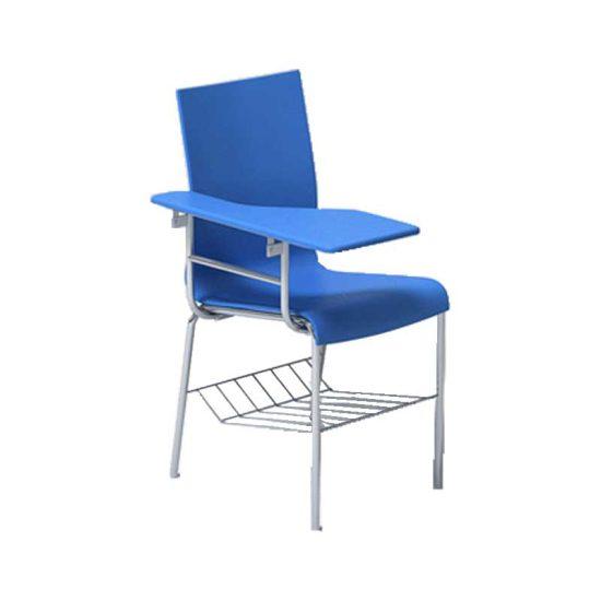 صندلی دانش آموزی پاسارگاد دارای جاکتابی آذران تحریرات